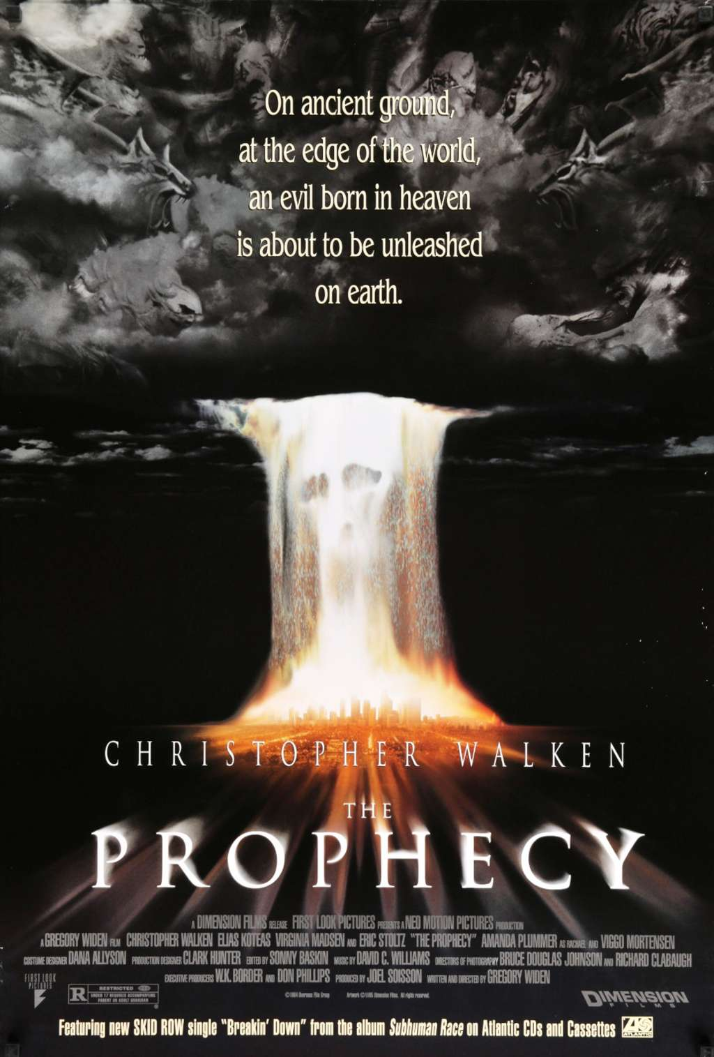 The Prophecy kapak