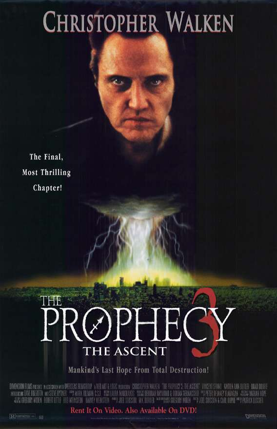 The Prophecy 3: The Ascent kapak