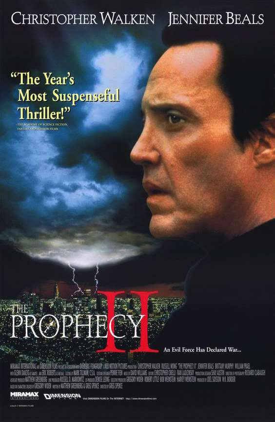 The Prophecy II kapak