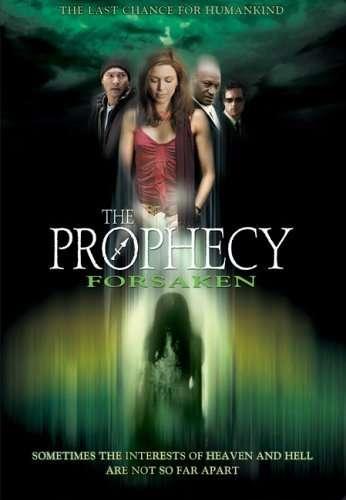 The Prophecy: Forsaken kapak