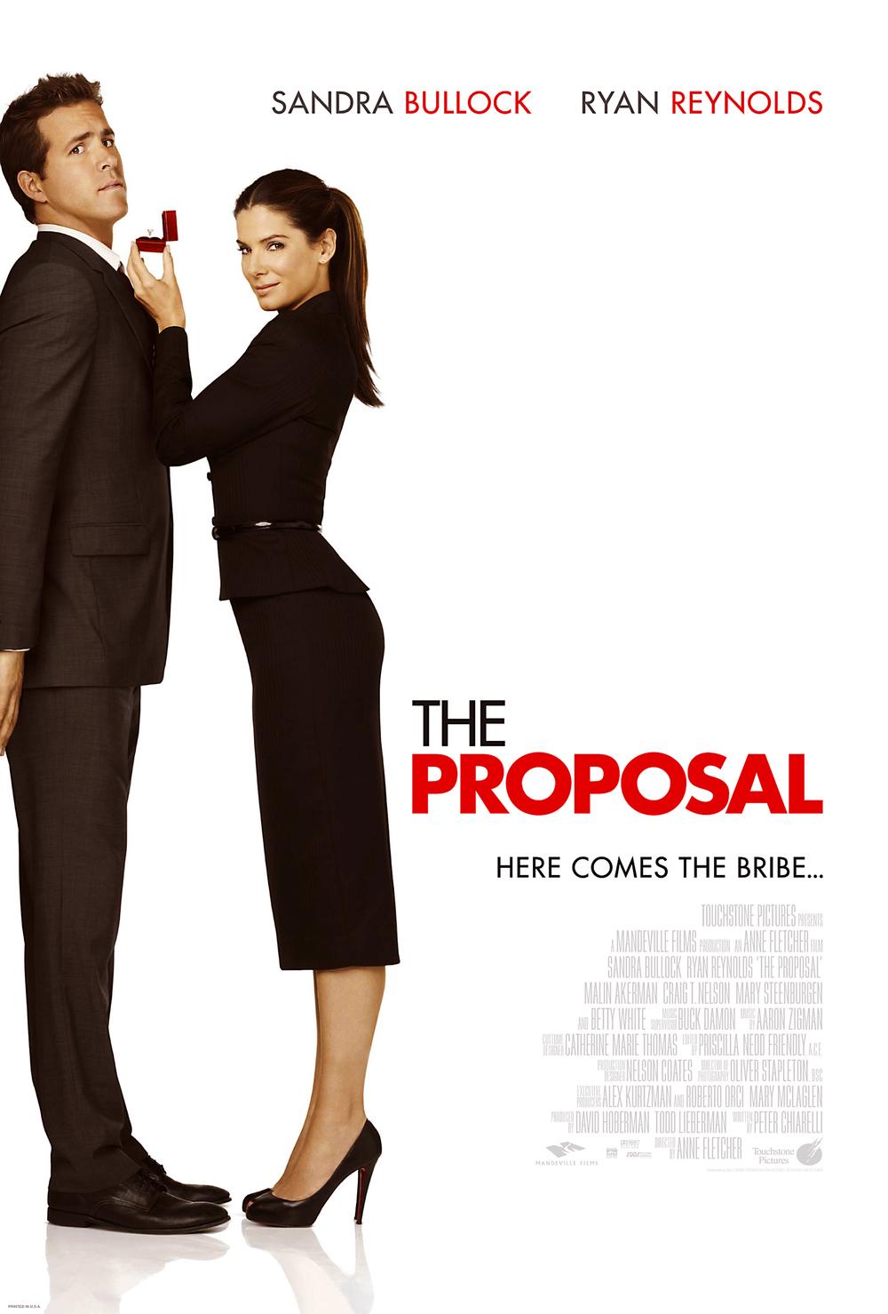 The Proposal kapak