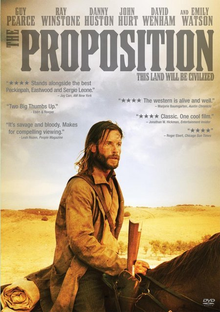 The Proposition kapak