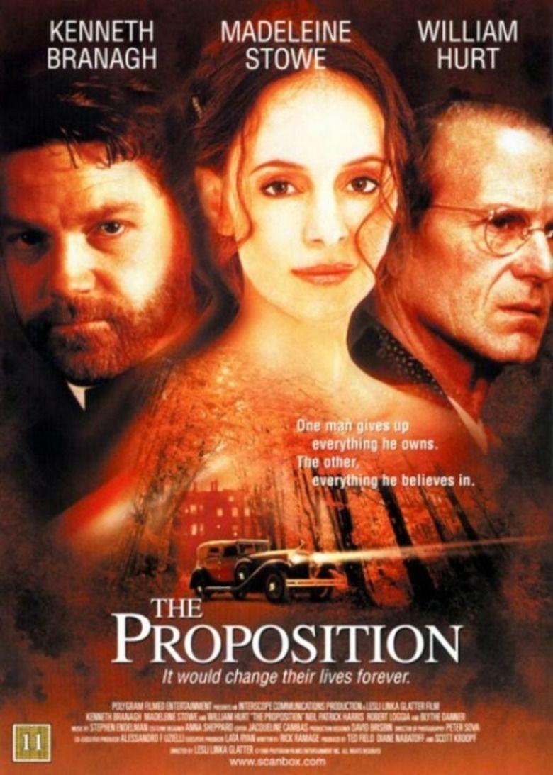 The Proposition kapak