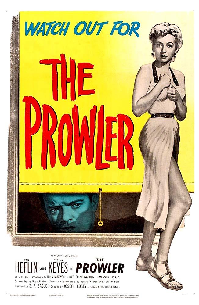 The Prowler kapak