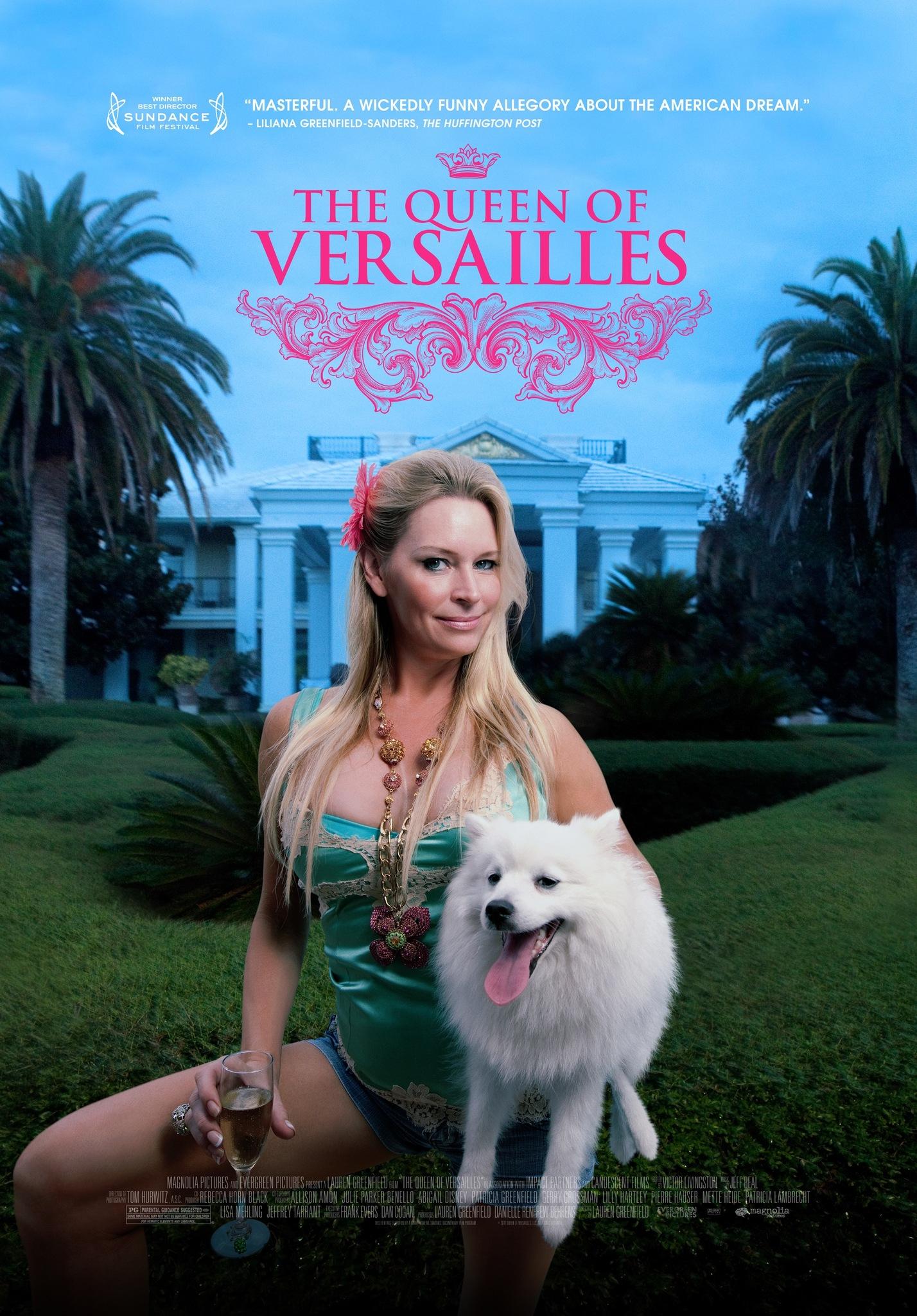 The Queen of Versailles kapak