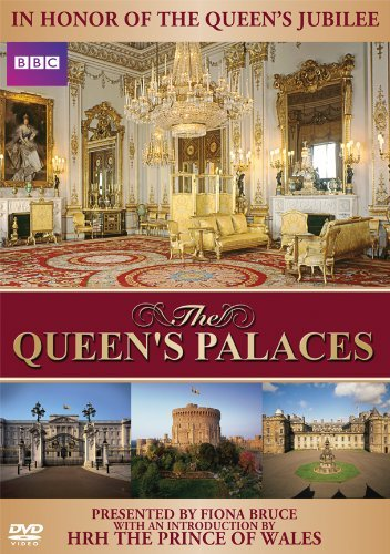 The Queen's Palaces kapak