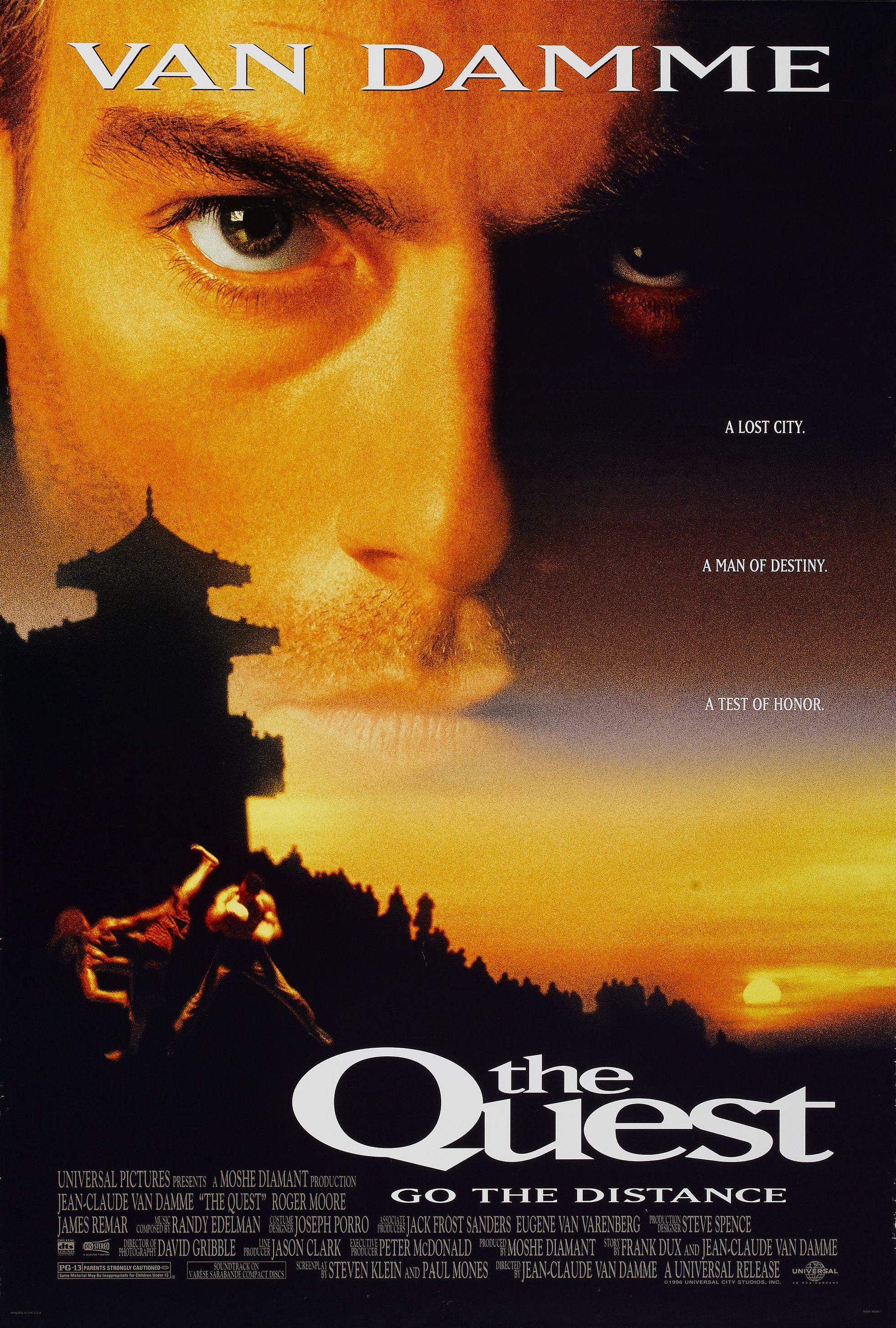 The Quest kapak
