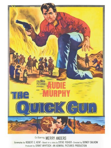 The Quick Gun kapak