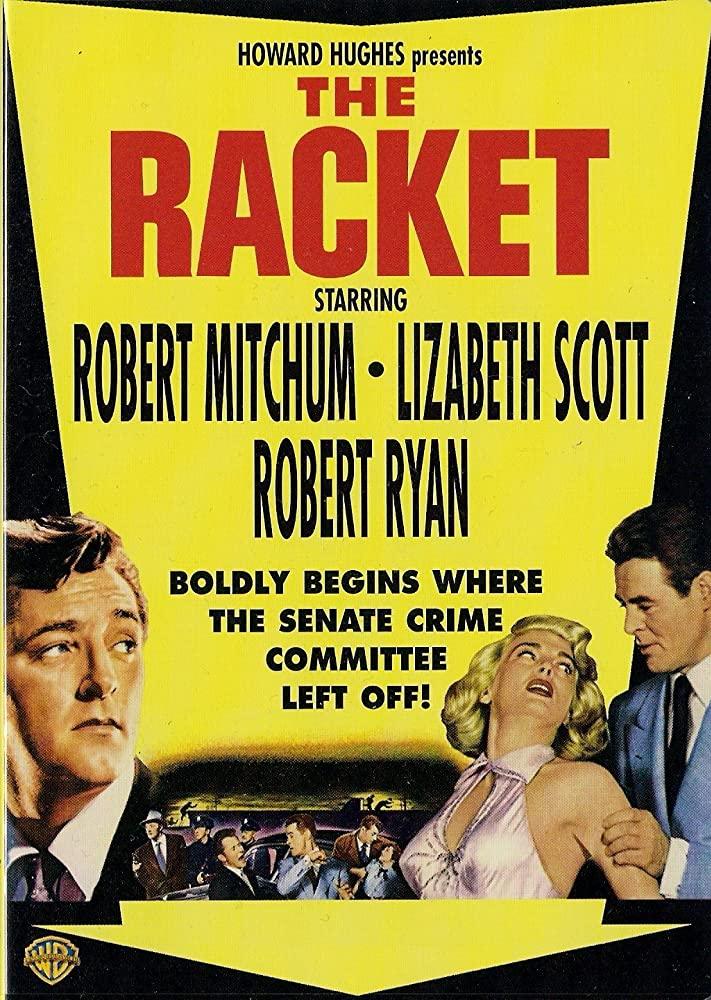 The Racket kapak