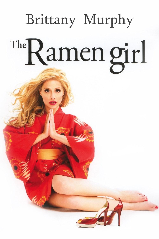 The Ramen Girl kapak