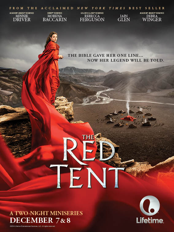 The Red Tent kapak