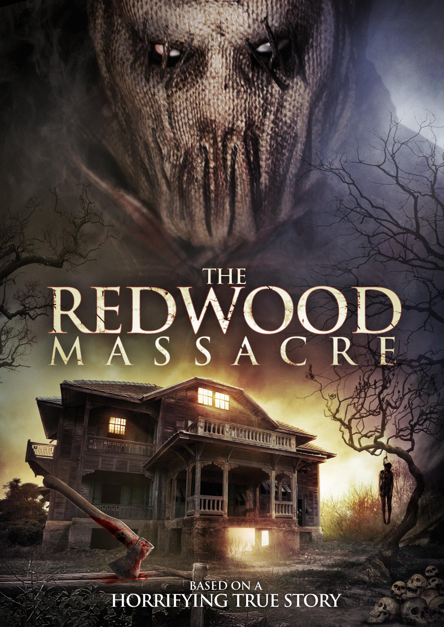 The Redwood Massacre kapak