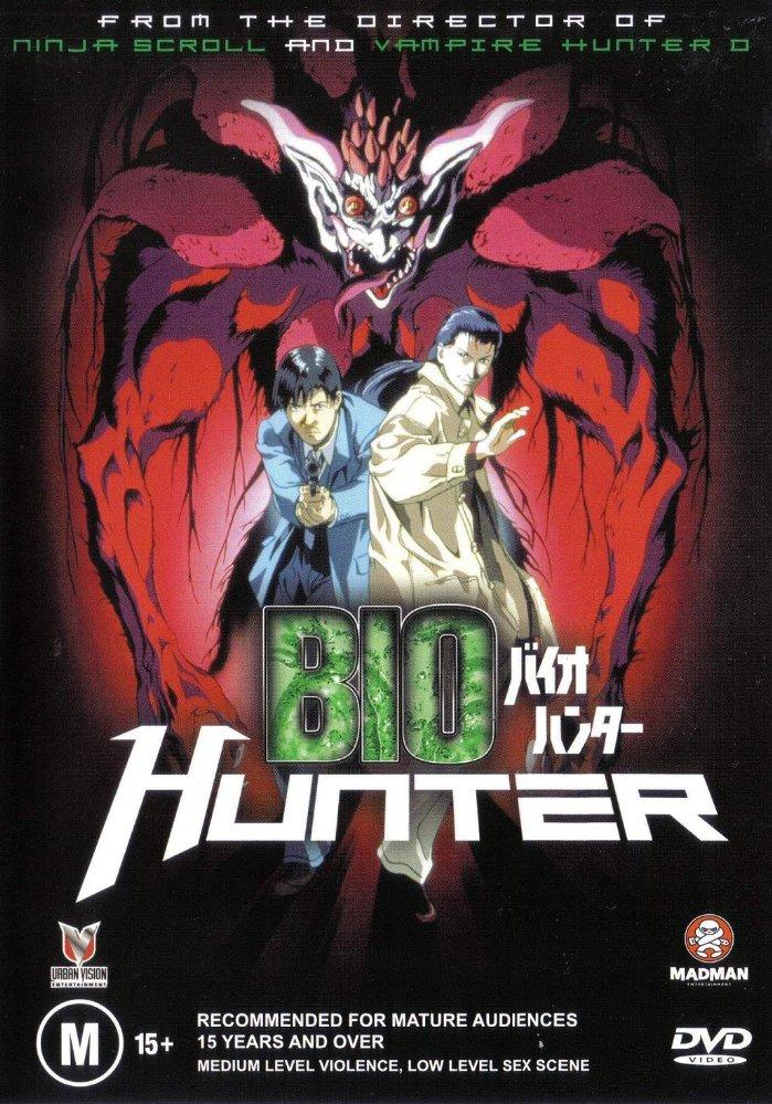 Bio Hunter kapak