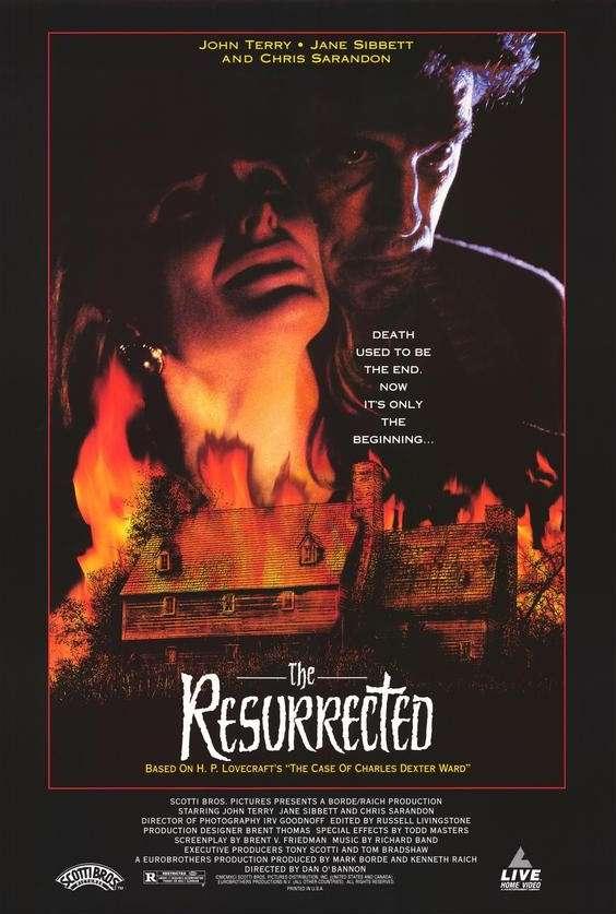 The Resurrected kapak