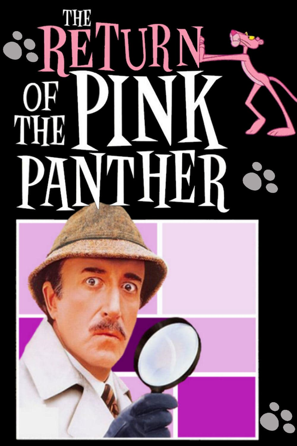 The Return of the Pink Panther kapak