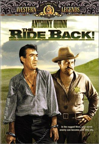 The Ride Back kapak