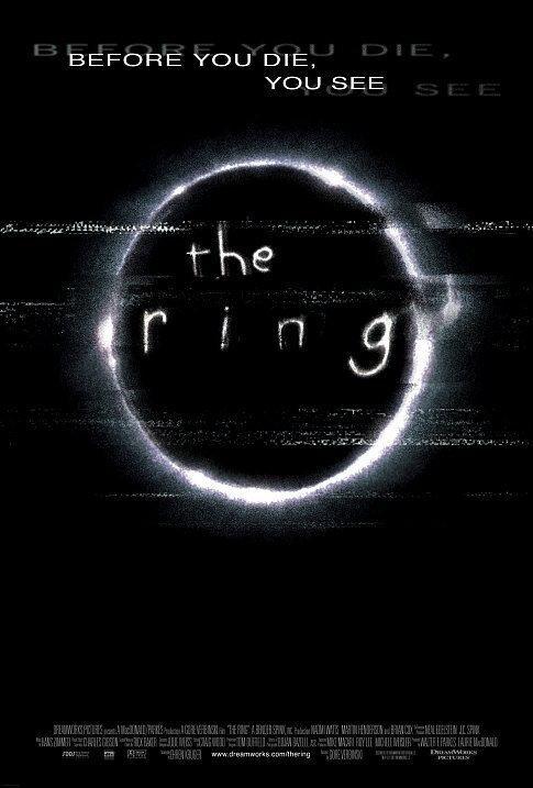 The Ring kapak