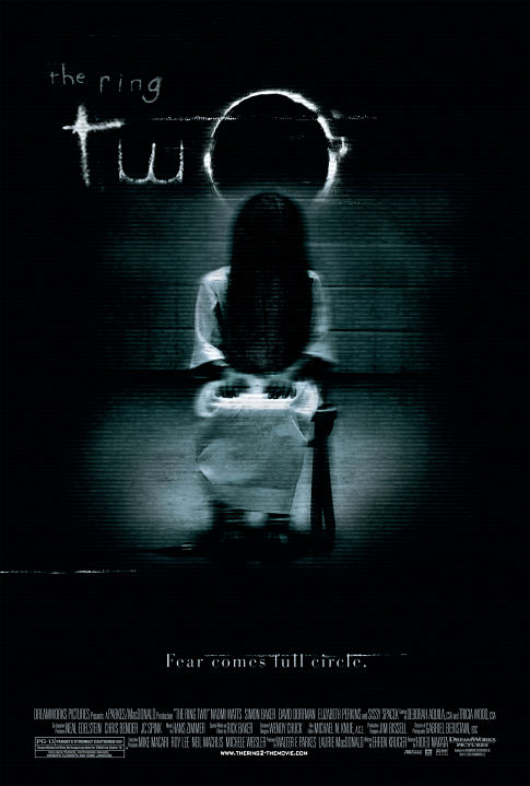 The Ring Two kapak