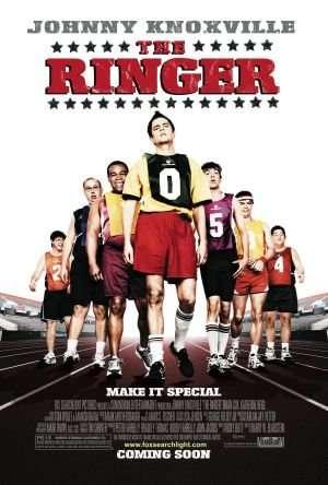 The Ringer kapak