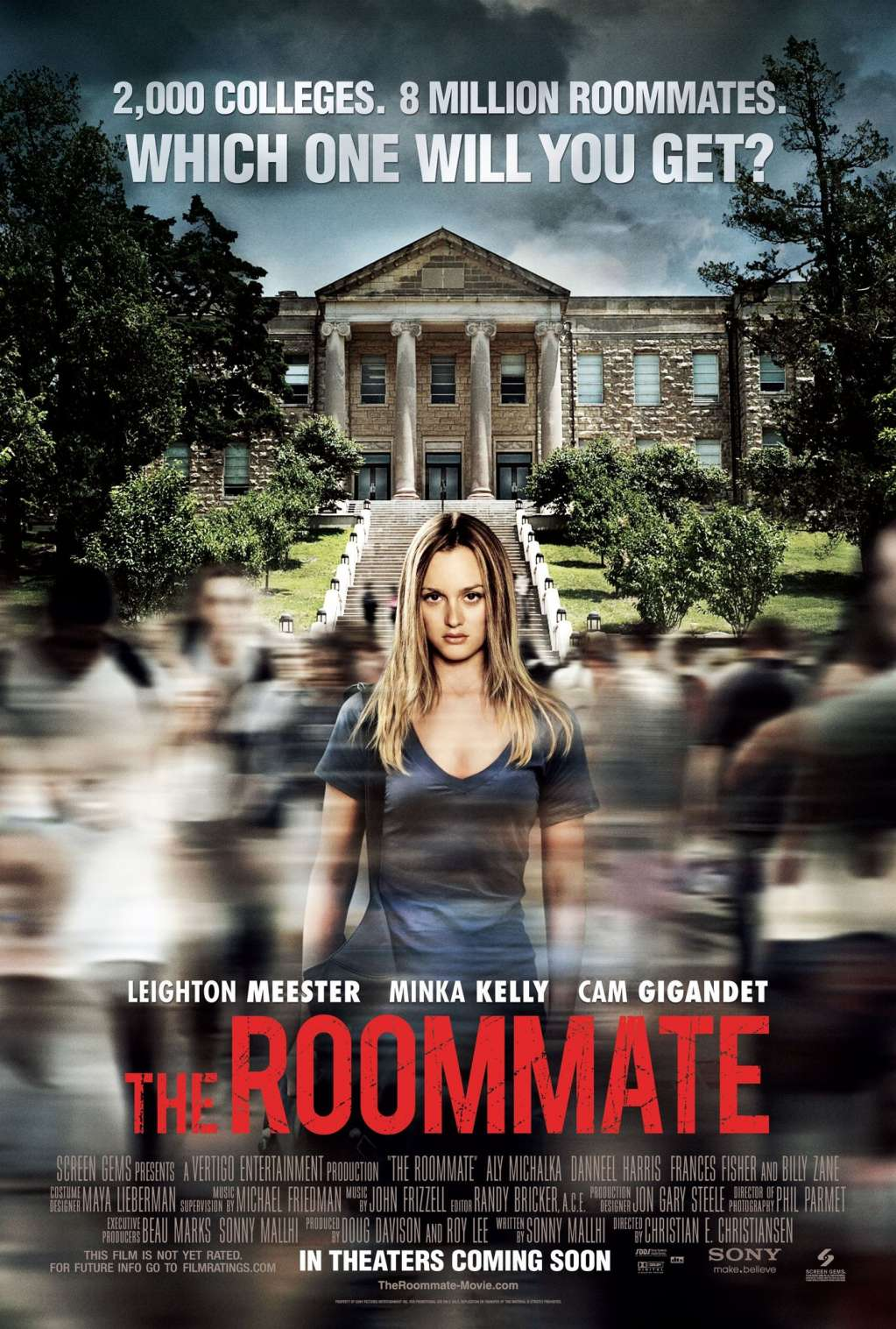 The Roommate kapak