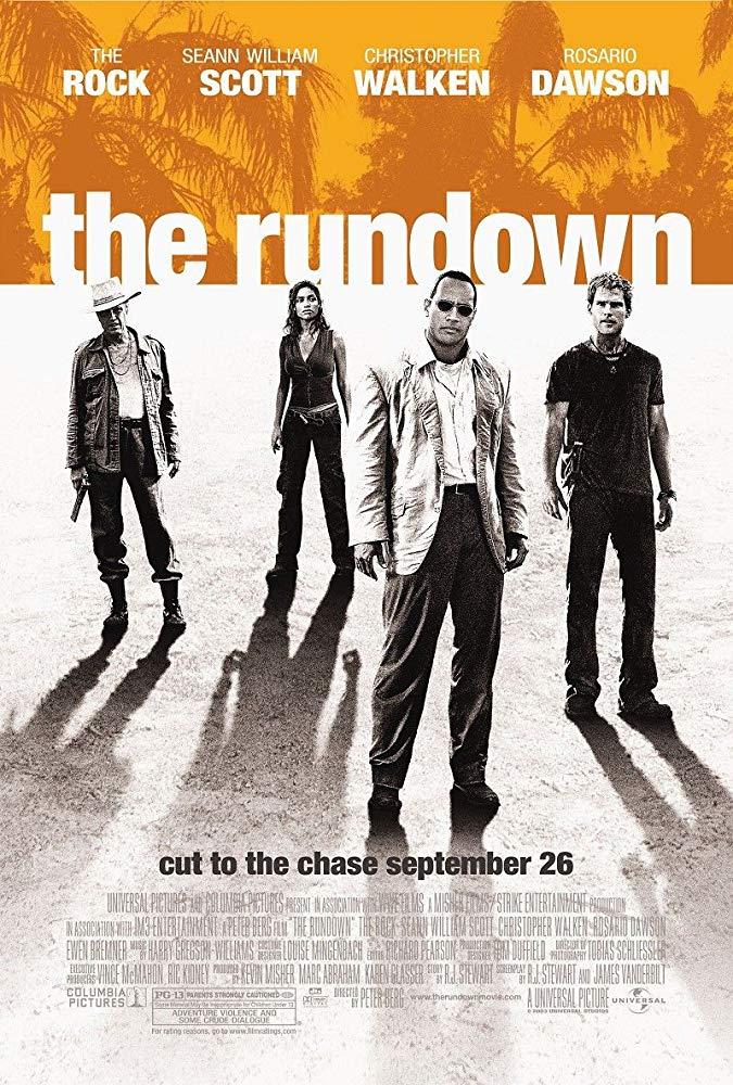 The Rundown kapak