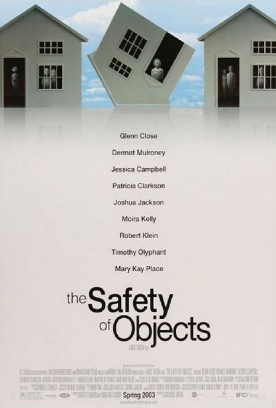 The Safety of Objects kapak