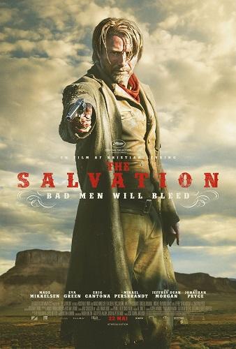 The Salvation kapak