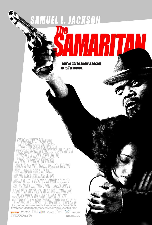 The Samaritan kapak