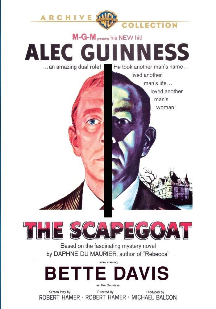 The Scapegoat kapak