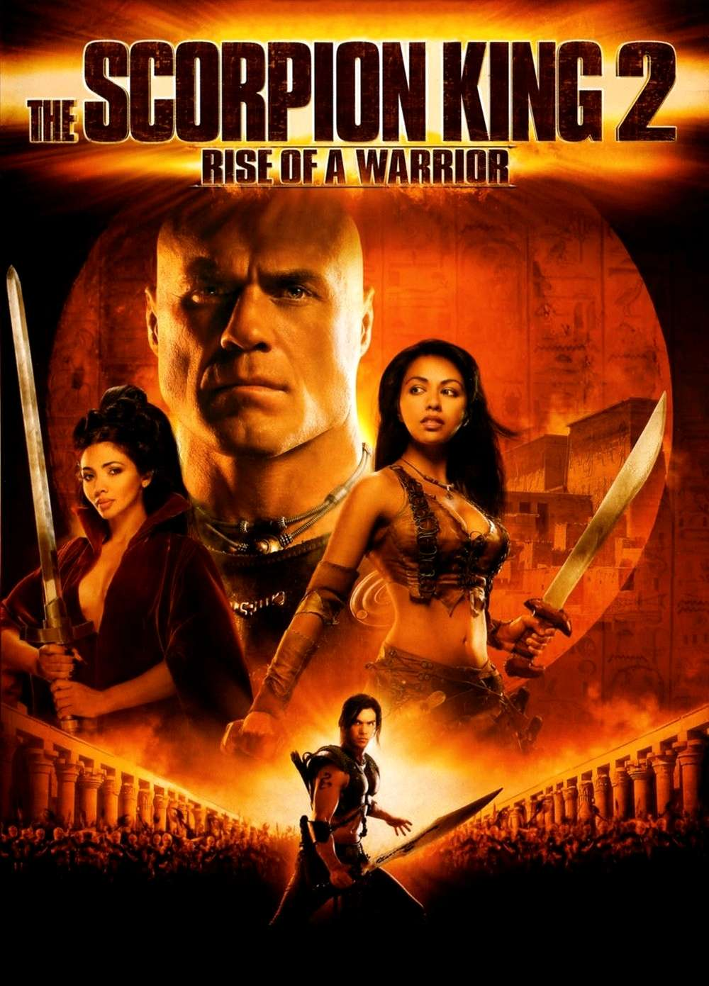 The Scorpion King 2: Rise of a Warrior kapak