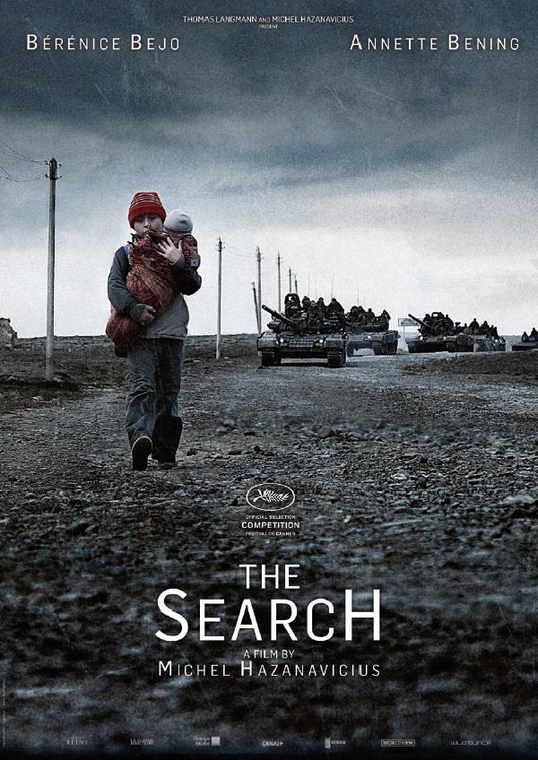 The Search kapak