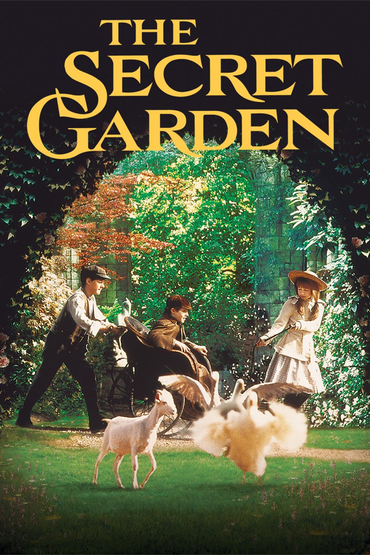 The Secret Garden kapak