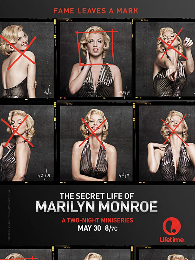 The Secret Life of Marilyn Monroe kapak