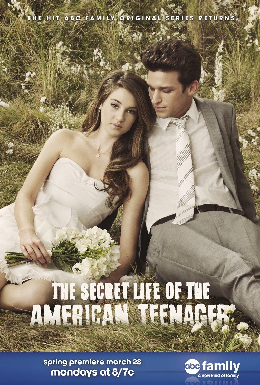 The Secret Life of the American Teenager kapak