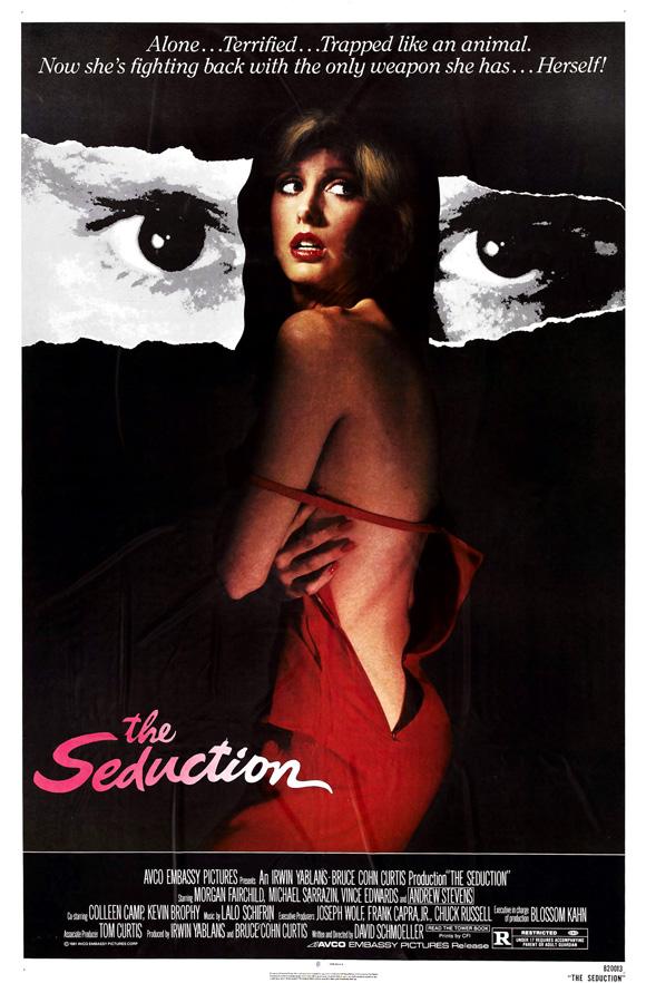 The Seduction kapak