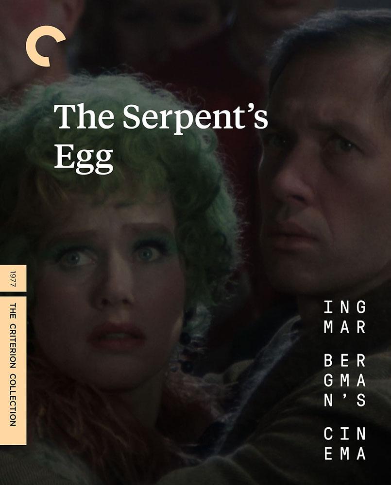 The Serpent's Egg kapak