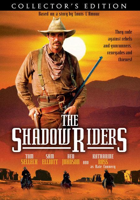 The Shadow Riders kapak