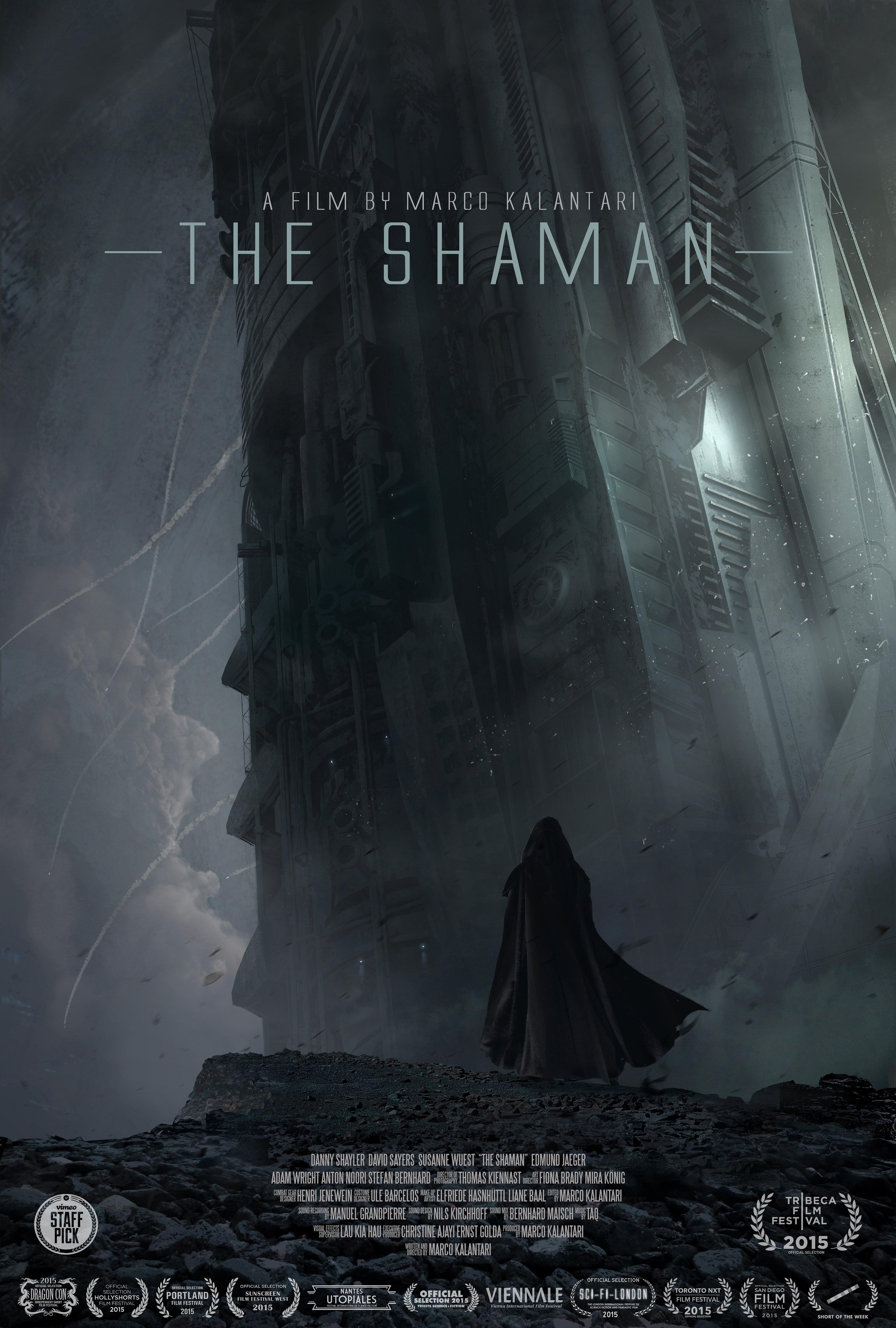 The Shaman kapak
