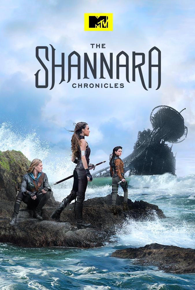 The Shannara Chronicles kapak