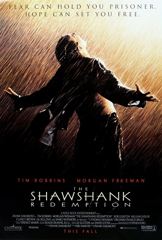 The Shawshank Redemption kapak