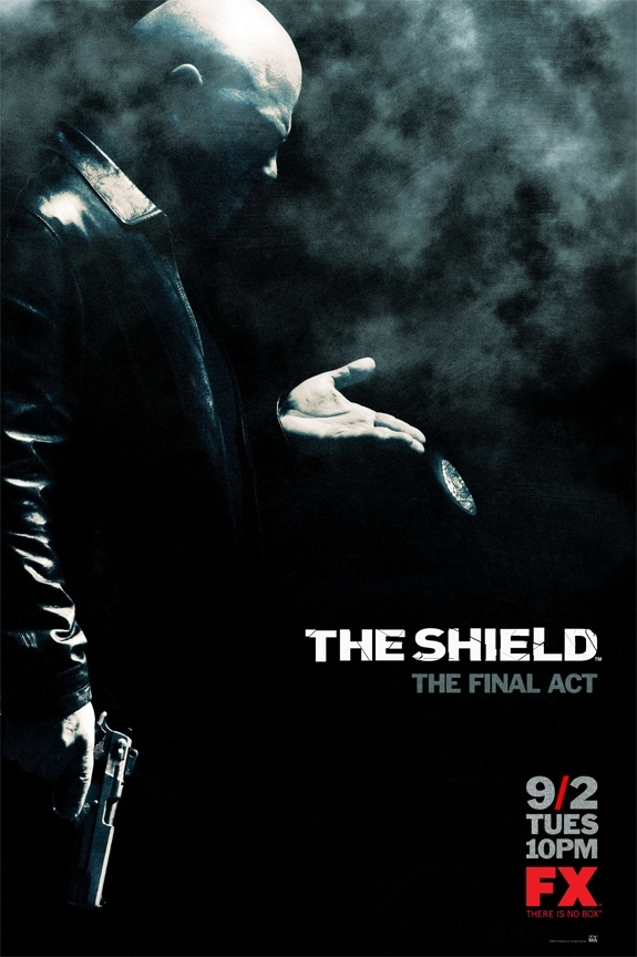 The Shield kapak