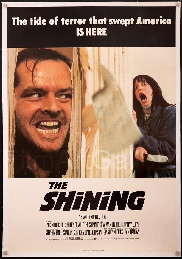 The Shining kapak