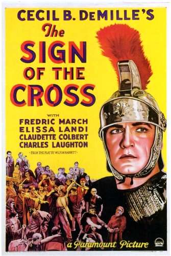 The Sign of the Cross kapak