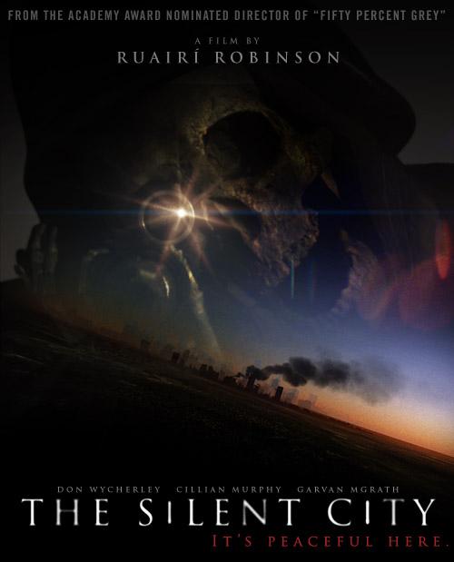 The Silent City kapak