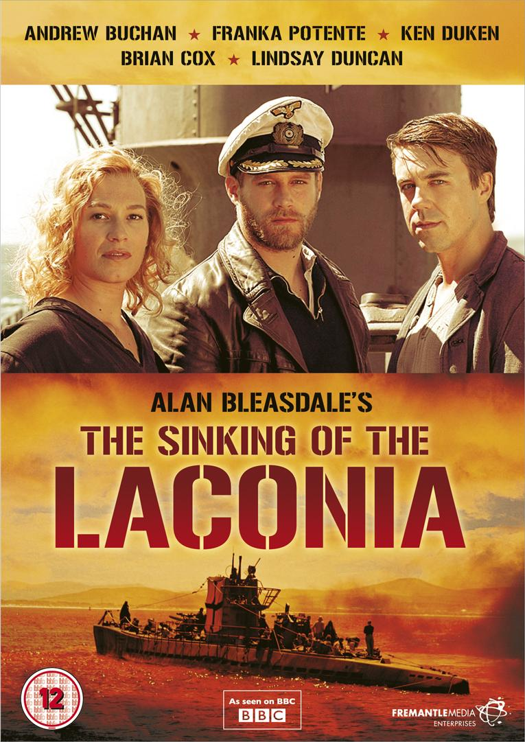 The Sinking of the Laconia kapak