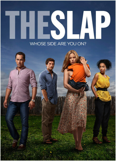 The Slap kapak