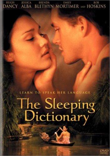 The Sleeping Dictionary kapak