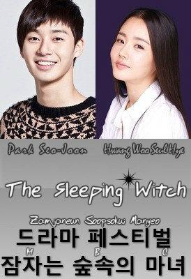 The Sleeping Witch kapak