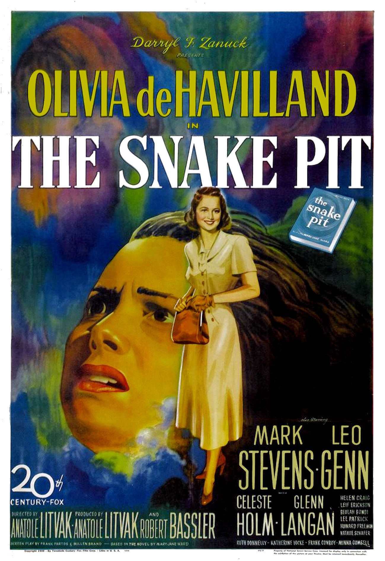 The Snake Pit kapak