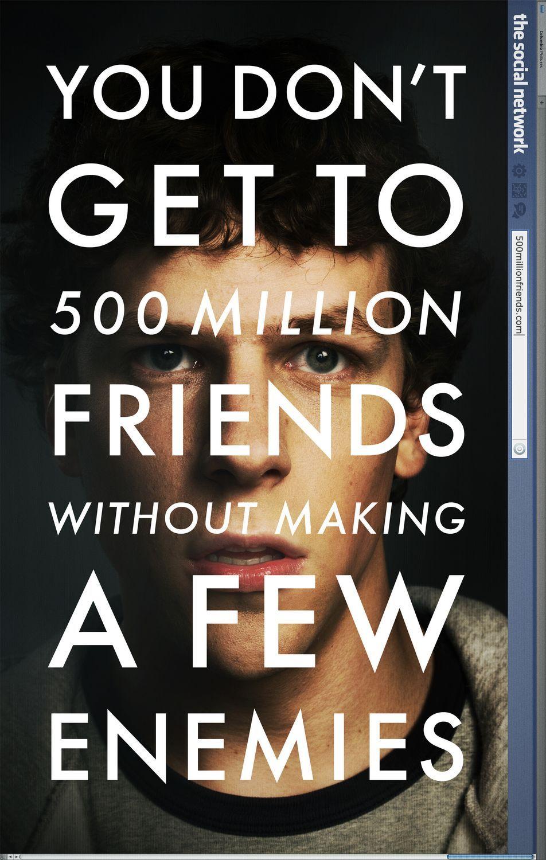 The Social Network kapak